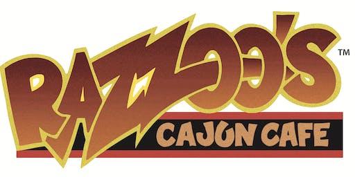 Razzoo's Cajun Cafe Grand Opening