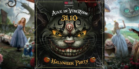 Alice in VIBE Room Halloween Party ✆ 3355290025 biglietti