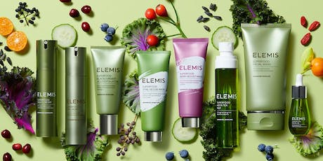 Exclusive launch event of our new spa brand - ELEMIS tickets