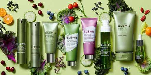 Exclusive launch event of our new spa brand - ELEMIS
