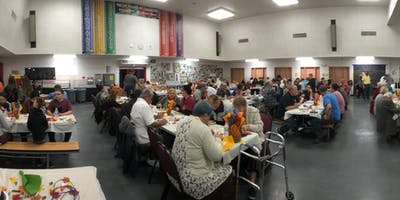 FREE THANKSGIVING BANQUET