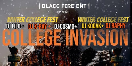 College Invasion:  Winter Fest