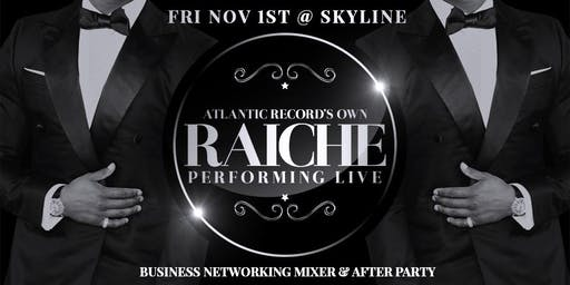 First Friday PVD Business Networking Mixer Featuring Raiche