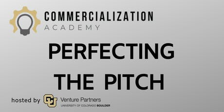 Perfecting the Pitch Seminar tickets