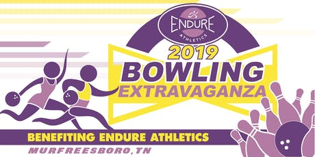 Endure Athletics Bowling Extravaganza! tickets
