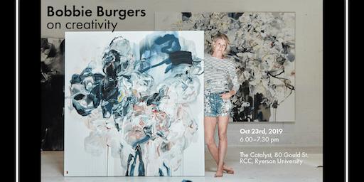 Bobbie Burgers on Creativity