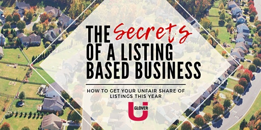 The Secrets of a Listing Based Business