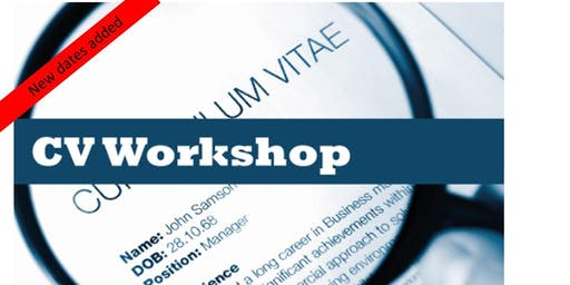 CV and Cover letter workshop