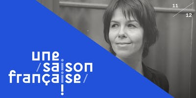 A French Season with Olivier Barrot   Julia Deck (Maastricht)