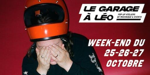 Garage à Léo / Pop-up mécanique
