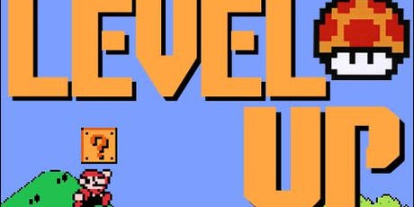 Level Up | Special Topic | January tickets