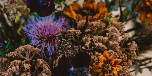 NOV 5 | Floral Design Class: Fall Centerpiece