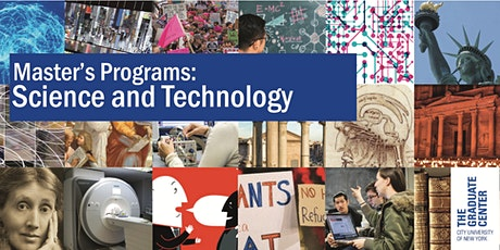 Master's Programs Open House: Science and Technology tickets