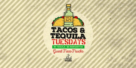 Tacos & Tequila Tuesdays at The Hub Spark tickets