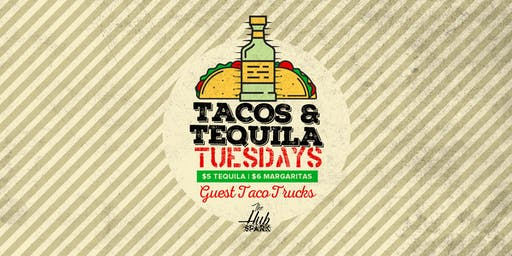 Tacos & Tequila Tuesdays at The Hub Spark