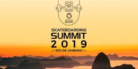 World Skateboarding Summit 2019 tickets