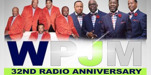 WPJM 32nd Radio Anniversary