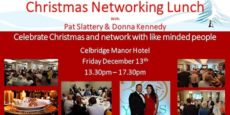 Christmas Networking Lunch tickets
