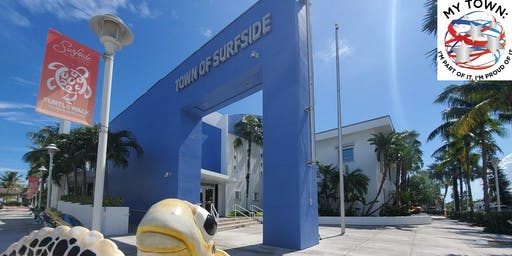 Surfside Behind the Scenes Town Hall Tours + Ice Pop Social
