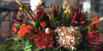 NOV 26 | Floral Design Class: Thanksgiving Centerpiece