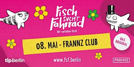 Fisch sucht Fahrrad-Party in Berlin - Mai 2020 Tickets
