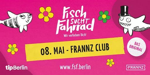Fisch sucht Fahrrad-Party in Berlin - Mai 2020