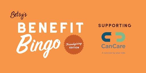 Benefit Bingo with Cancare