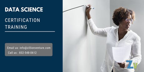 Data Science Online Training in Val-d'Or, PE billets
