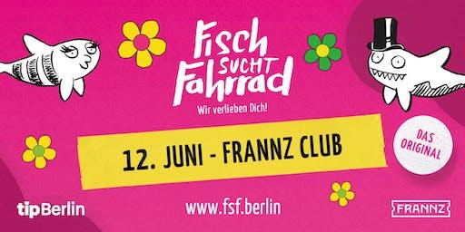 Fisch sucht Fahrrad-Party in Berlin - Juni 2020