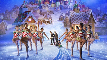 """""""Christmas Spectacular Starring the Radio City Rockettes"""""""