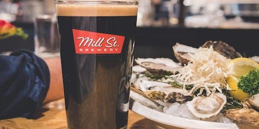 Bier Markt Mill Street Beer Pairing Dinner