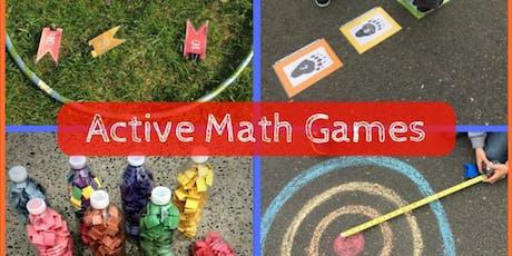 Active Maths ks1 tickets
