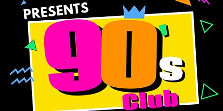 End of year 90s Party  tickets