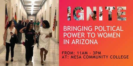 Bringing Political Power to Young Women in Arizona tickets
