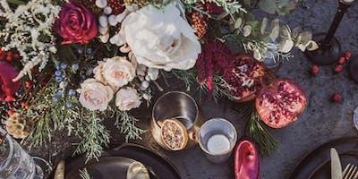 DEC 10   Floral Design Class: Winter Arrangement