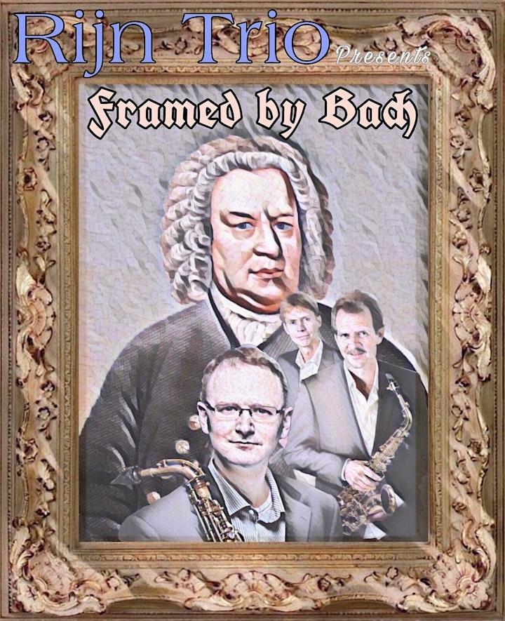 Afbeelding van Framed by Bach