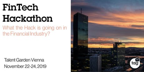 FinTech Hackathon 2019 Tickets