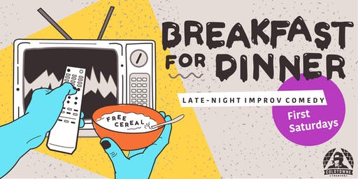 Lazer Squid and Friends: Breakfast For Dinner