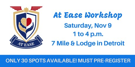 At East Workshop: FREE Event for Service Members & First Responders tickets