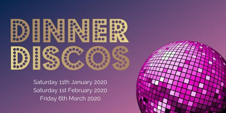 Dinner Discos 2020 | Reigate Manor tickets