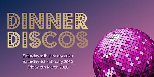 Dinner Discos 2020 | Reigate Manor