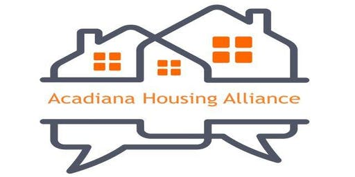 October 24, 2019 Meeting of Acadiana Housing Alliance (AHA) & ARCH