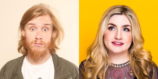 The Laughing Pug Comedy Club - Bobby Mair & Harriet Kemsley + support