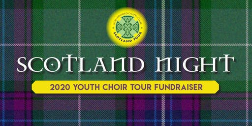 Scotland Night Fundraiser Event