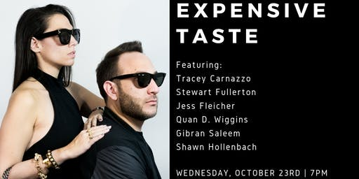 Expensive Taste - A CHEAP Comedy Show