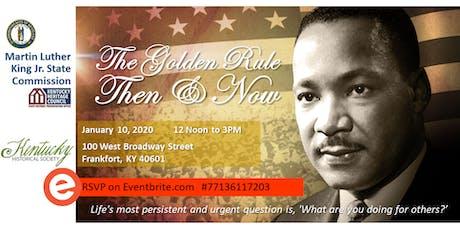 2020 Dr. Martin Luther King, Jr. Celebration tickets