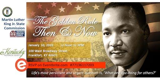 2020 Dr. Martin Luther King, Jr. Celebration