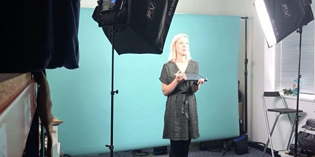 Studio Filming Session - Up to 2 hours on camera - Your Promo Video tickets