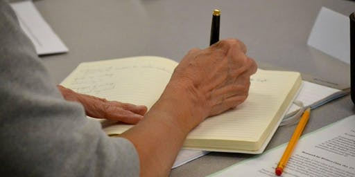 Veterans Writing Project, 2 Day Writing Workshop