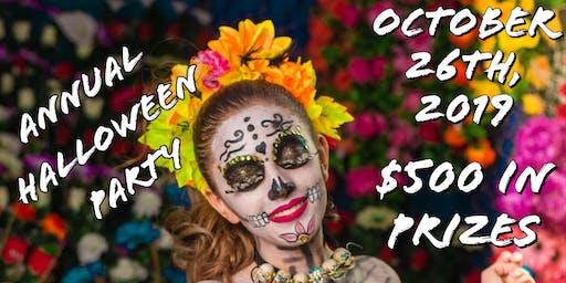 Gringos Halloween Party